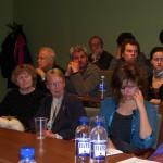 Konferencijos klausytojai
