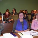 Nijolė Radavičienė, Rita Šerpytytė, klausytojai