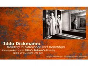 Paskaitos apie Deleuze